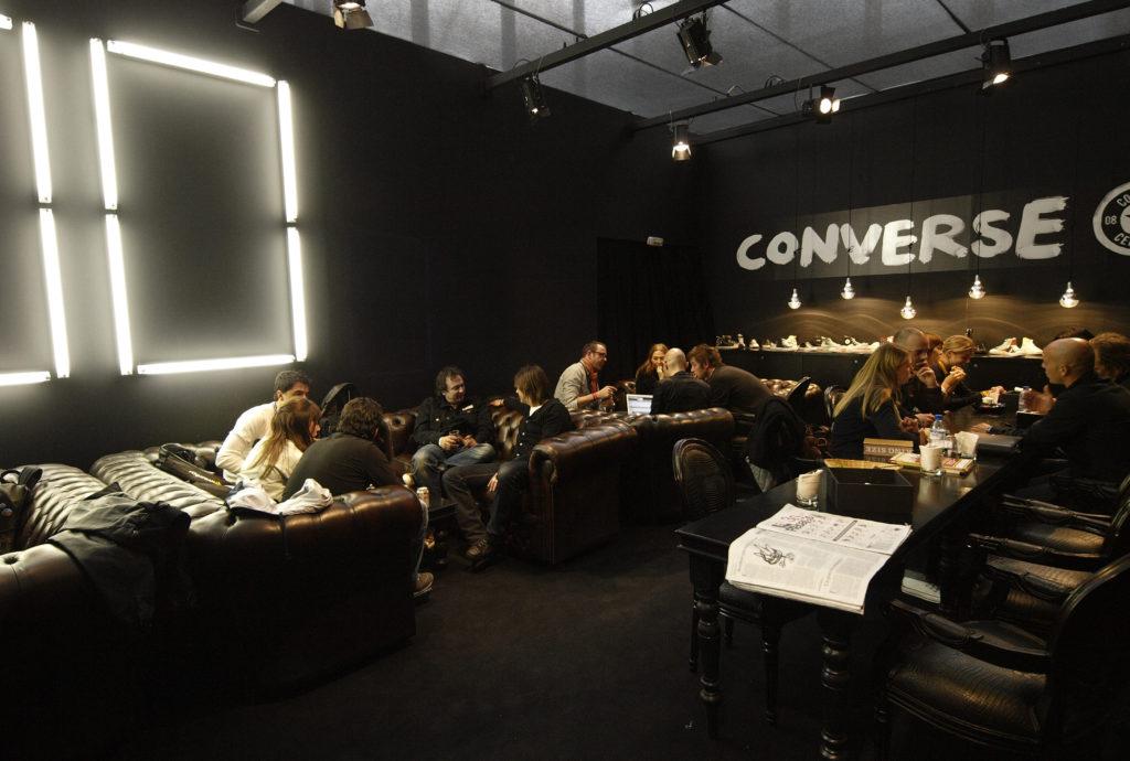 Converse #05 Bread & Butter