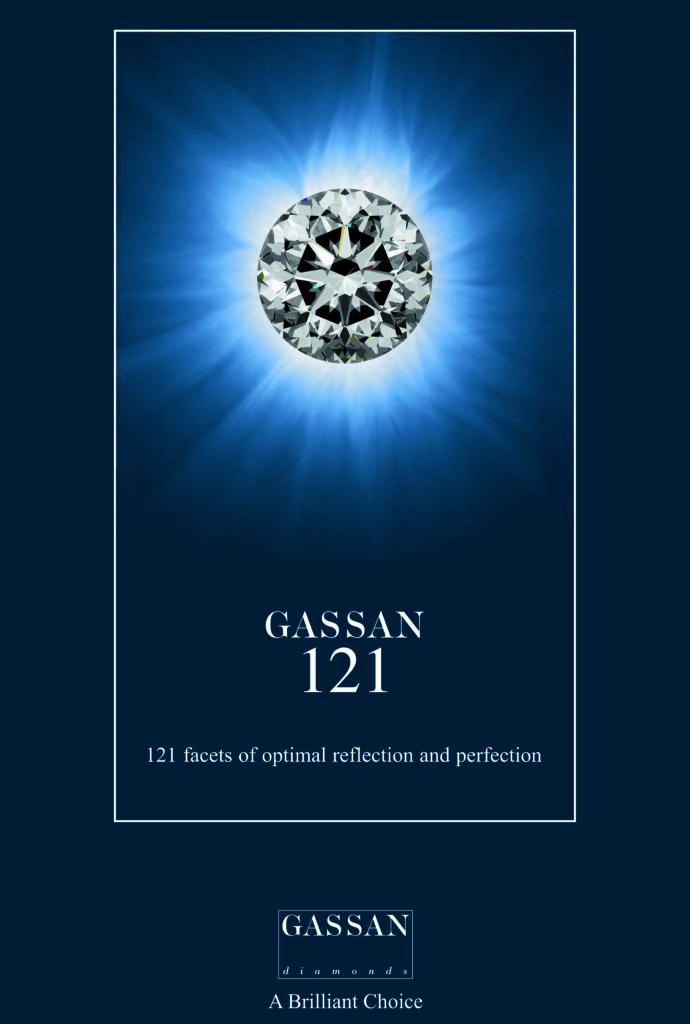 Gassan 121 Vitrine