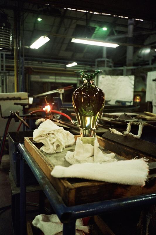 Crystal Vase   Maurice van Bakel