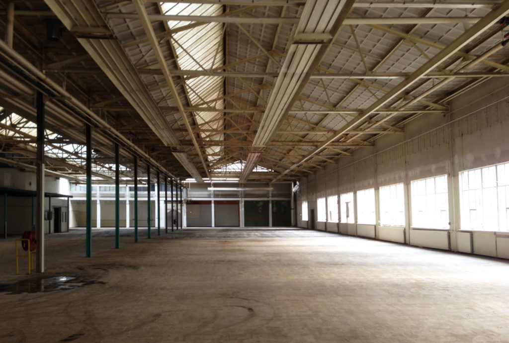 Rezoning industrial heritage